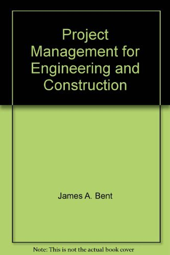 9780881730401: Project Management for Engineering and Construction
