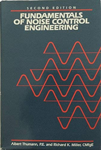 9780881730913: Fundamentals of noise control engineering