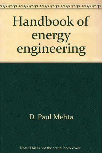 9780881730968: Handbook of energy engineering