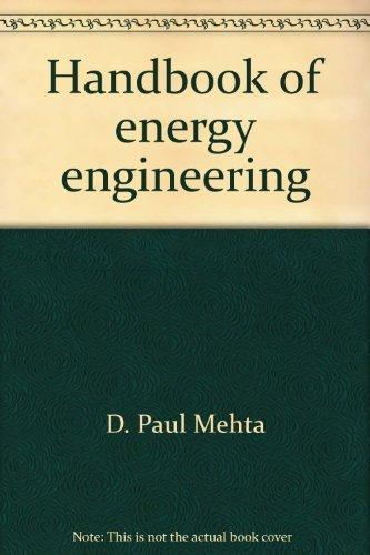 9780881730968: Handbook of energy engineering