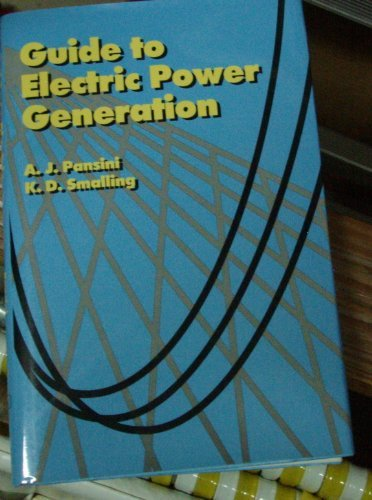9780881731743: Guide to electric power generation
