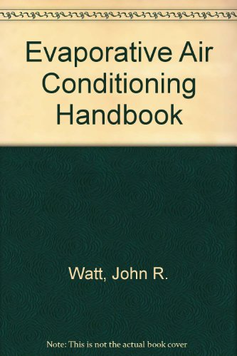 9780881731934: Evaporative Air Conditioning Handbook