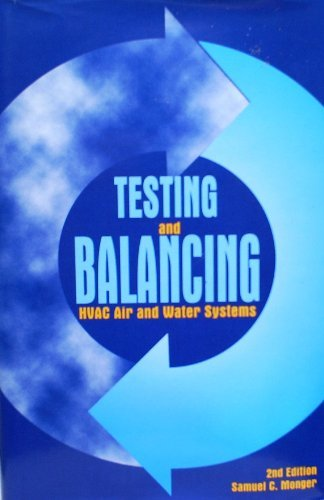 9780881732108: Testing and Balancing Hvac Air and Water Systems