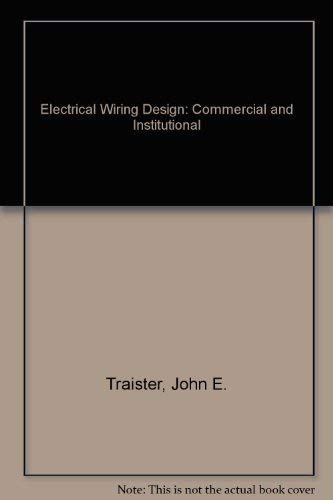 9780881732146: Electrical Wiring Design: Commercial and Institutional