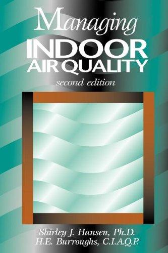 9780881732252: Managing Indoor Air Quality