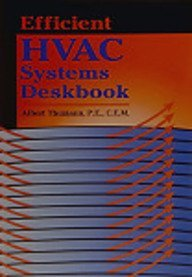 9780881732610: Efficient Hvac Systems Deskbook