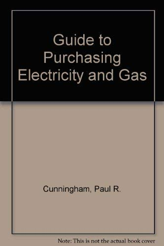 9780881732931: Guide to Purchasing Electricity and Gas