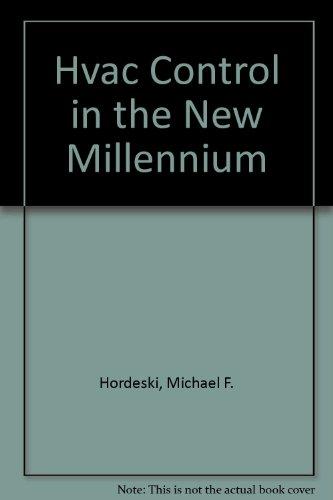 9780881733396: Hvac Control in the New Millennium