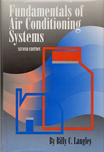 9780881733464: Fundamentals of Air Conditioning Systems