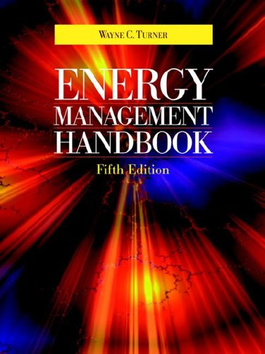 9780881734607: Energy Management Handbook: By Wayne C. Turner