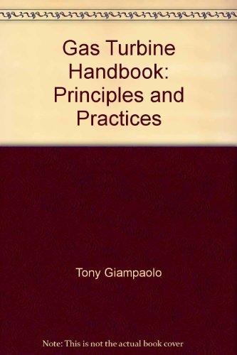 9780881735154: Gas Turbine Handbook: Principles and Practices