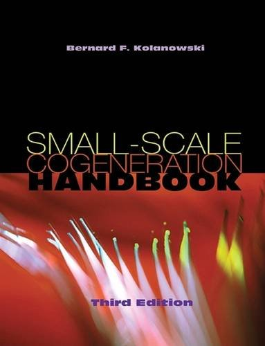9780881735840: Small-Scale Cogeneration Handbook
