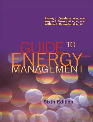 9780881736069: Guide to Energy Management