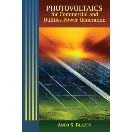 9780881736526: Photovoltaics for Commercial and Utilities Power Generation