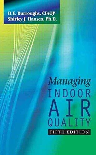 9780881736618: Managing Indoor Air Quality