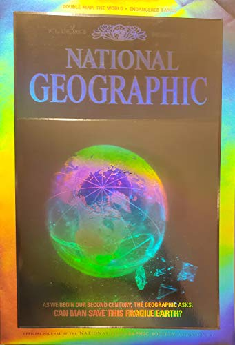 9780881740608: National Geographic: December 1988, Vol. 174, No. 6