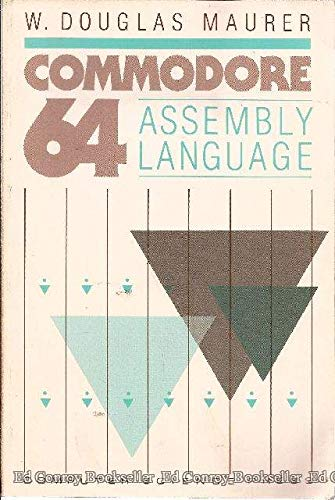 9780881750409: Commodore 64 Assembly Language: Course of Study Based on the DEVELOP 64 Assembler/Editor/Debugger