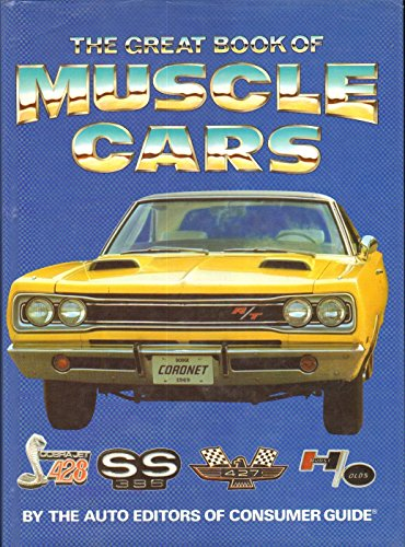 9780881760422: Great Book of Muscle Cars