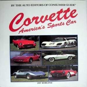 9780881761863: Corvette America's Sports Car