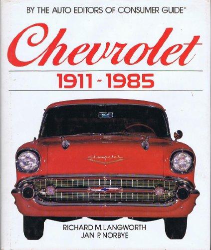 9780881761993: Chevrolet 1911-1985