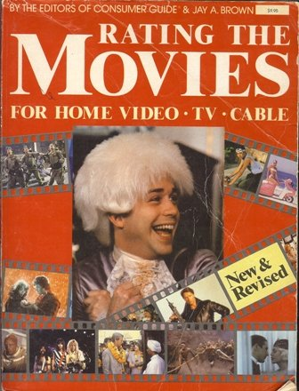 9780881762747: Rating The Movies (For Home Video - TV - Cable, Revised)