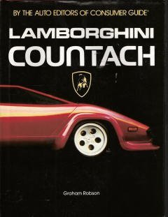 9780881763577: Lamborghini Countach