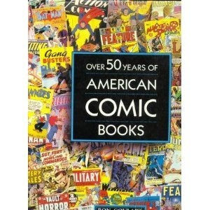 9780881763966: Over 50 Years of American Comic Books