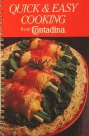 9780881764451: Quick & Easy Cooking from Contadina (Favorite Recipes)