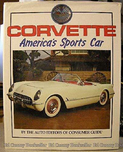 9780881765991: Corvette: Americas Sports Car