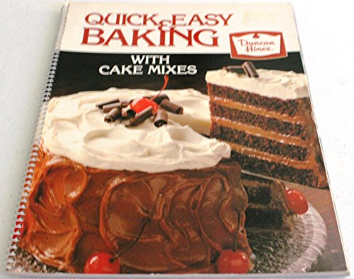 9780881768213: Quick and Easy Baking with Cake Mixes