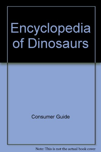 9780881768275: Encyclopedia of Dinosaurs