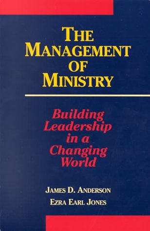 9780881771312: The Management of Ministry