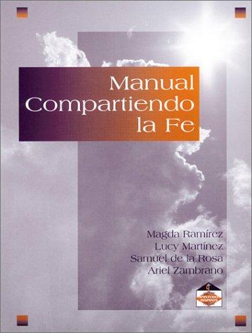 9780881771855: Manual Compartiendo LA Fe