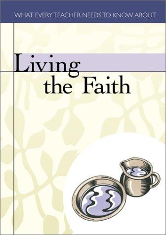 9780881773651: Living the Faith
