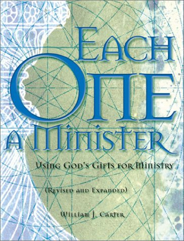 9780881773750: Each One a Minister: Using God's Gifts for Ministry