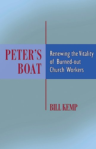 9780881774993: Peter's Boat: Renewing the Vitality of Burned-Out Church Workers