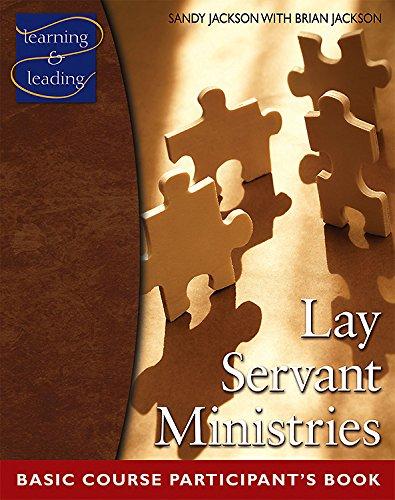 9780881776263: Lay Servant Ministries, Participant's Book (Basic Course)