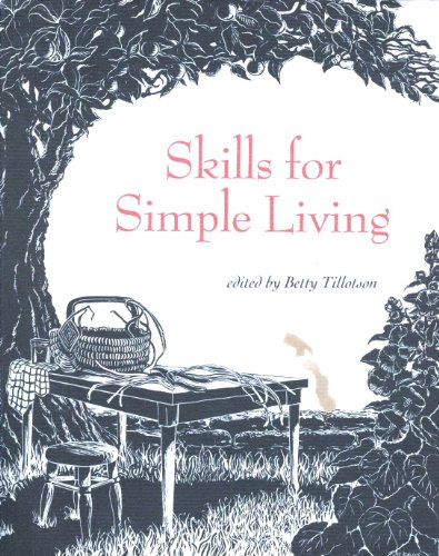 9780881790351: Skills for Simple Living