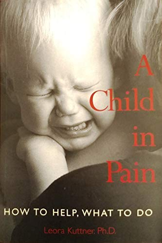 9780881791280: A Child in Pain: How to Help, What to Do
