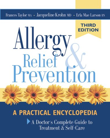 9780881791945: Allergy Relief and Prevention: A Doctor's Complete Guide to Treatment and Self-Care