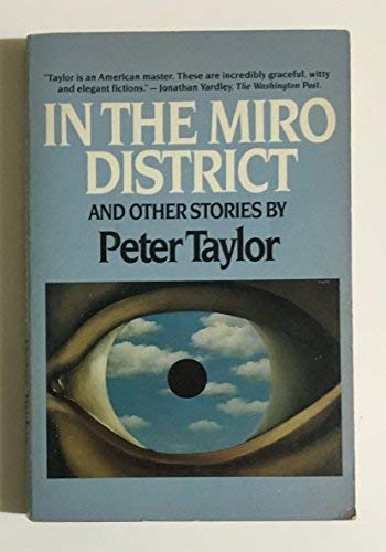 9780881840056: In the Miro District and Other Stories