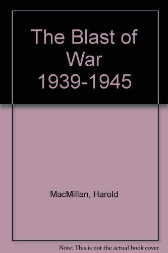 9780881840070: The Blast of War 1939-1945