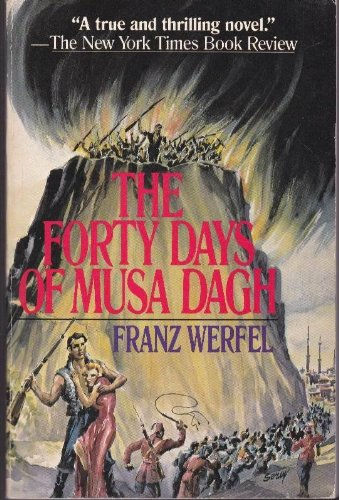 9780881840155: Forty Days of Musa Dagh