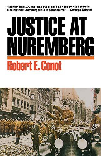 9780881840322: Justice at Nuremberg