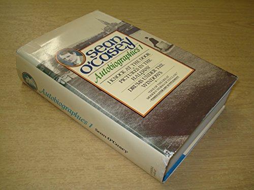 Autobiographies I: I Knock at the Door,: O'Casey, Sean