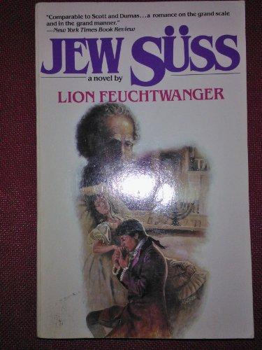 Jew Suss: Feuchtwanger, Lion