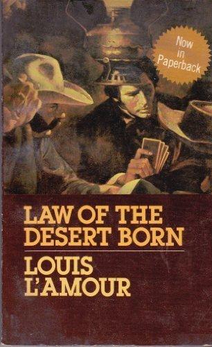 9780881840612: Law of the Desert Born