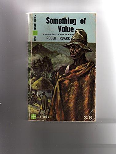 9780881840971: Something of Value