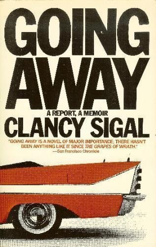 9780881841039: Going Away: A Report, A Memoir