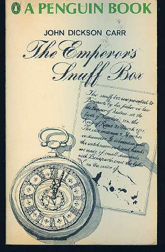 9780881842036: The Emperor's Snuff-Box